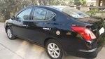 Nissan Sunny Front Left Rim