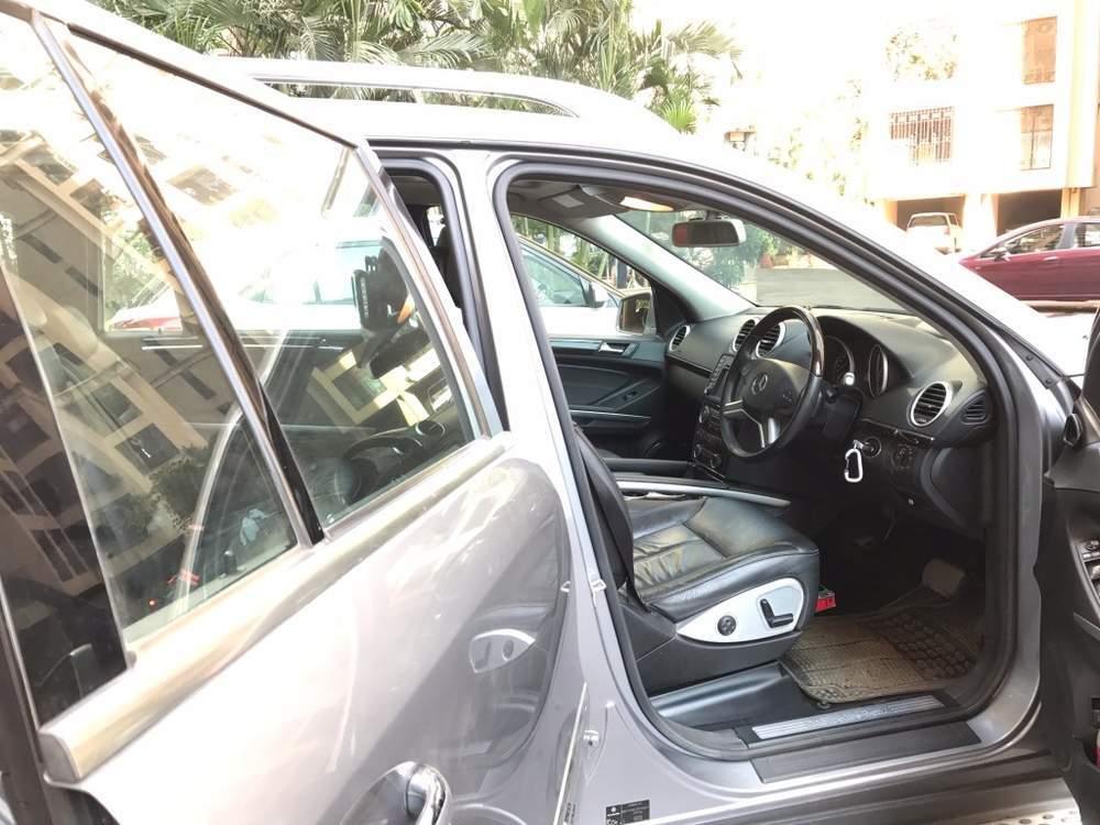 Mercedes Benz Gl Class Left Side View