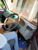 Tata Sumo Rear View