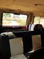 Tata Sumo Right Side View