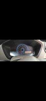 Datsun Redi Go Rear View