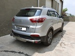 Hyundai Creta Rear Left Rim