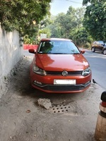 Volkswagen Polo Rear Left Rim