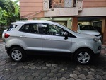 Ford Ecosport Rear Left Side Angle View