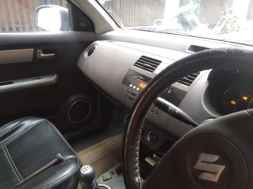 Maruti Suzuki Swift Dzire Left Side View