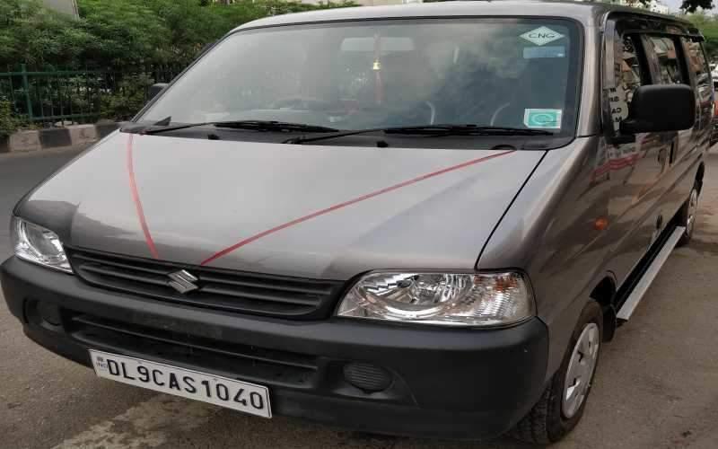 Maruti Suzuki Eeco Front Left Rim