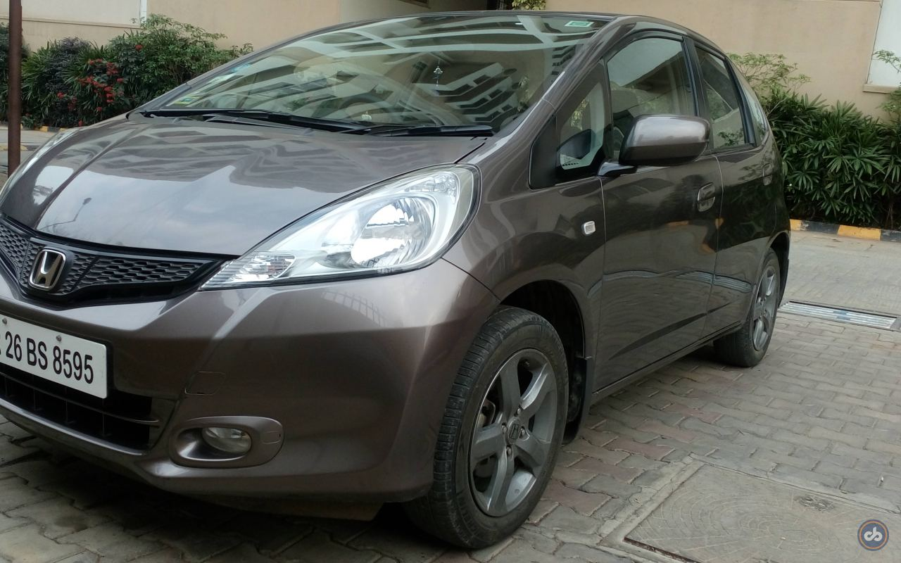 Used Honda Jazz V Mt Petrol In Bangalore 2012 Model India At Best