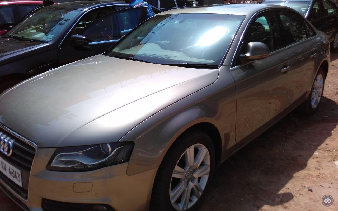 Audi A4 2010 Model Price In India