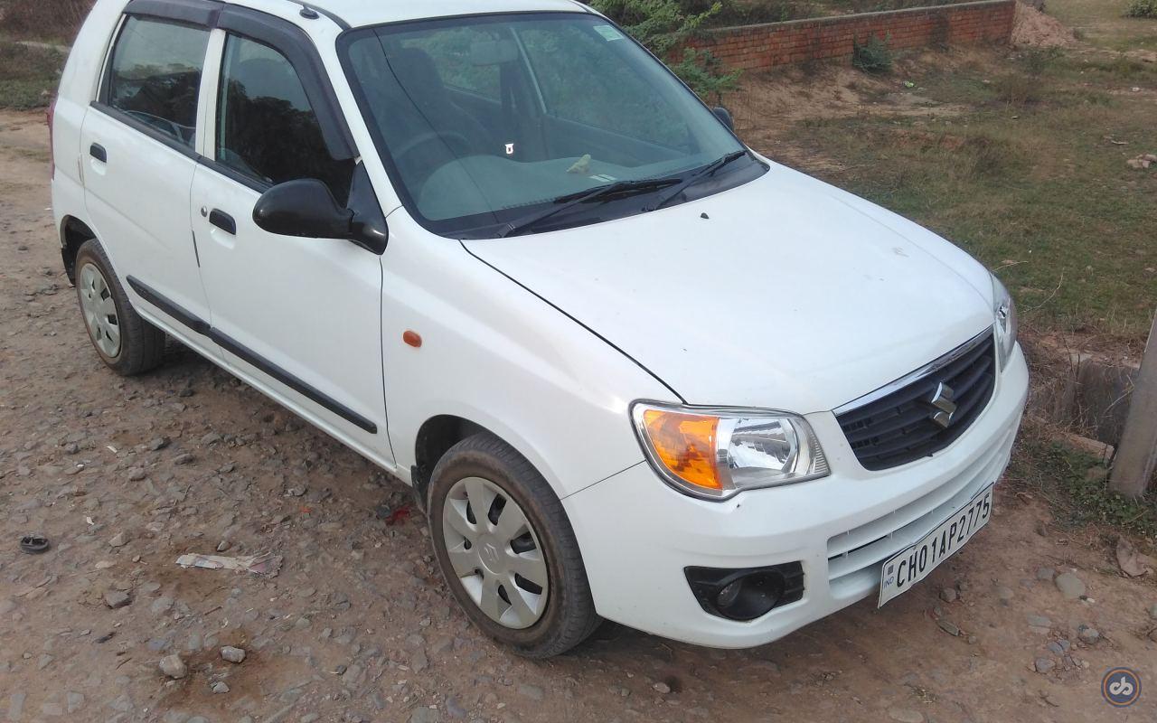 Used Maruti Suzuki Alto K10 Vxi In Zirakpur 2012 Model India At